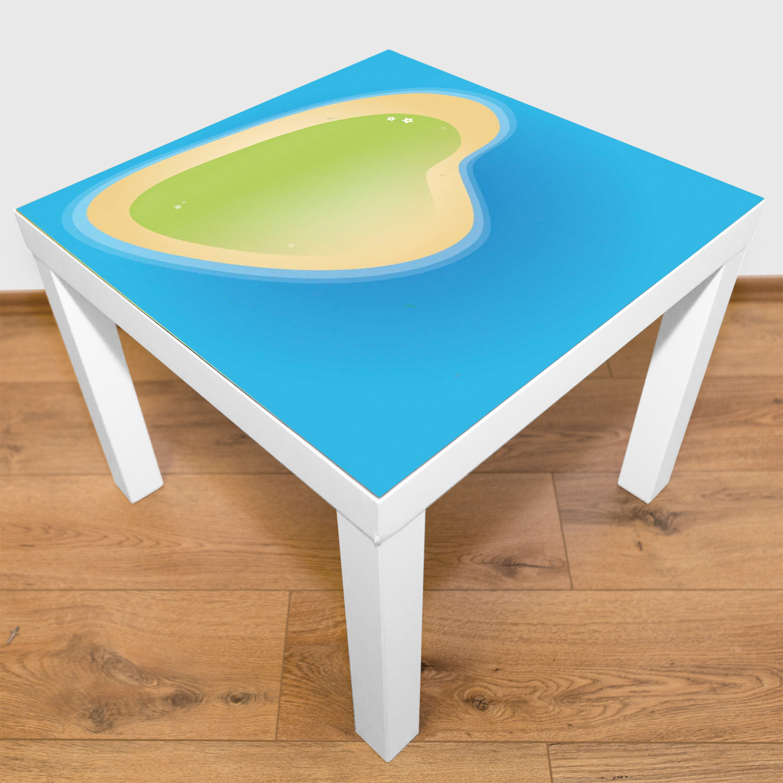 Spielmatte – Große Insel