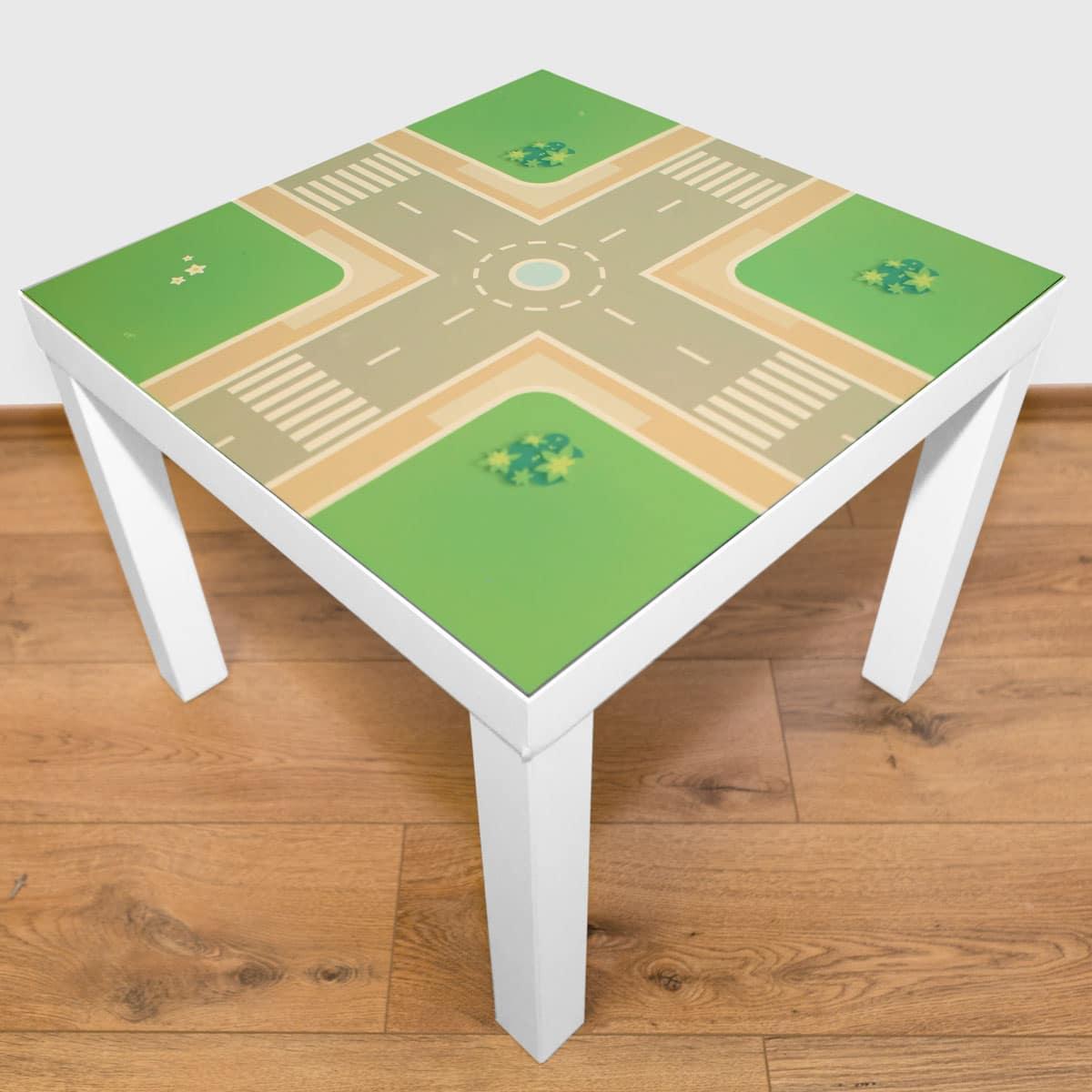 Spielmatte – Kreuzung