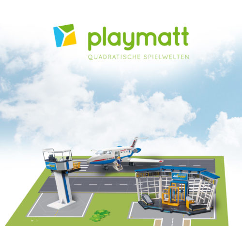 playmat – Airport