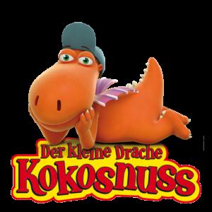 Drache Kokosnuss