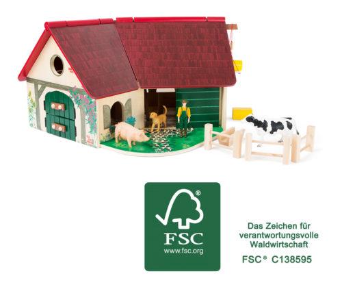 Woodfriends Bauernhof