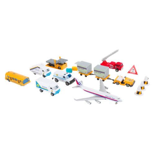 Modellautos Flughafen