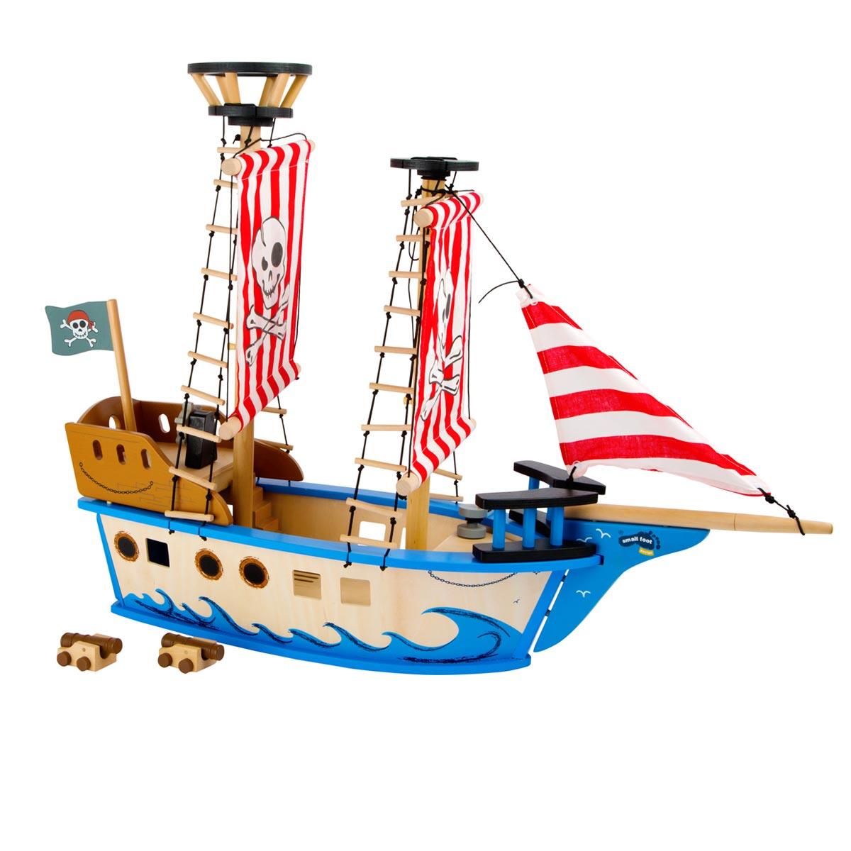 """Piratenschiff Spielzeug """"Jack"""""""