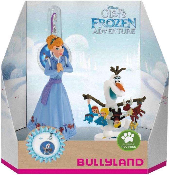 Frozen – Anna und Olaf Set + Olaf Schlüsselanhänger